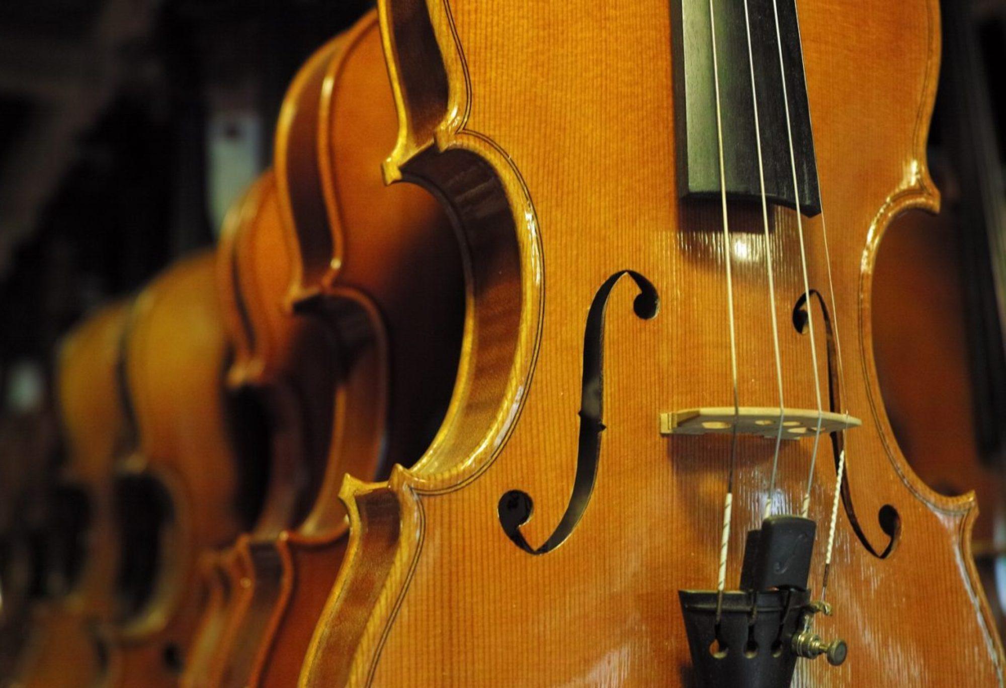 古川皓一バイオリン工房